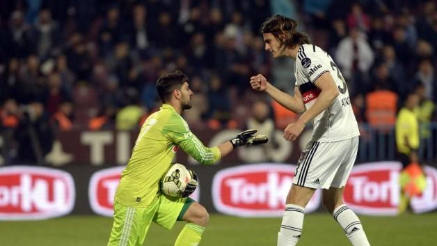 Beşiktaş Atınç Nukan'ın transferini KAP'a bildirdi