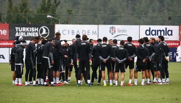 Beşiktaş Devre Arası Hazırlıklarına Başlıyor