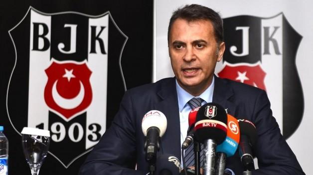 """Başkanımız Fikret Orman'dan sert """"Haciz"""" açıklaması"""