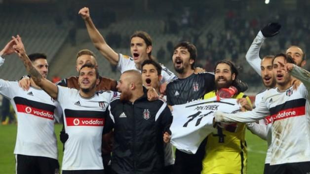 Türkiye'nin Lideri Beşiktaş