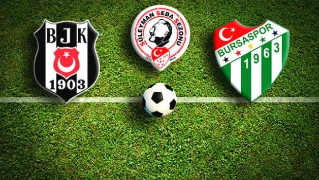 Beşiktaş:3 Bursaspor:2 Maç Sonucu