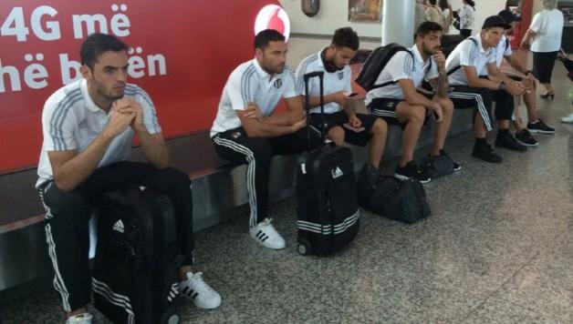 Beşiktaş, Arnavutluk'ta