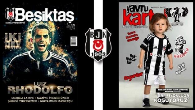 Beşiktaş Dergisi Mart Sayısı Çıktı!