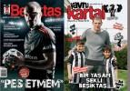 Beşiktaş Dergisi'nin Mayıs Ayı Sayısı Çıktı
