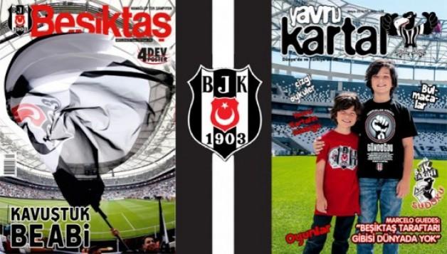 Beşiktaş Dergisi'nin Mayıs Sayısı Çıktı