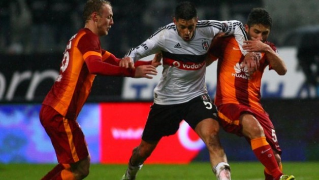Beşiktaş & Galatasaray Derbisinin Oranları Belli Oldu