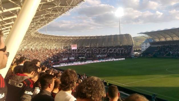 Beşiktaş:1 Gaziantepspor:1 (İlk Yarı Sonucu)