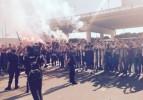 Futbol Takımımıza İzmir'de Coşkulu Karşılama