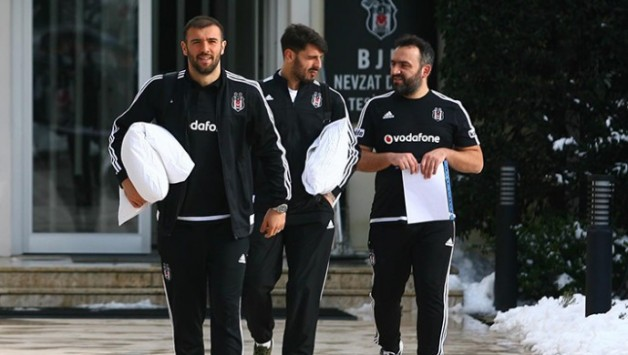 Beşiktaşımız Karabük'e Gitti