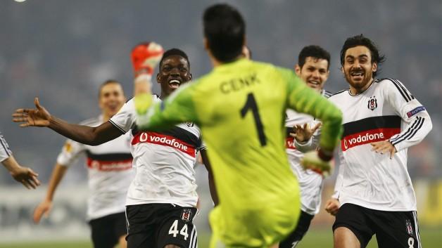Belçikalı basın mensuplarına göre favori Beşiktaş