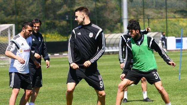Beşiktaş'ta Milosevic sevinci