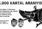 Beşiktaş Mogaz – Barcelona Maçı Biletleri Satışa Çıkıyor