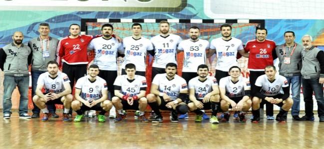 Beşiktaş Mogaz – B.B. Ankaraspor