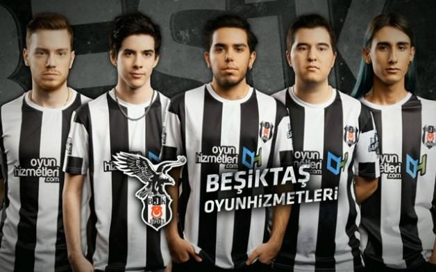 Beşiktaş eSpor Şampiyonluk Ligi Kış Mevsimi Finali'ne Çıkacak
