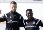 Opare ve Milosevic Beşiktaşlı taraftarları korkuttu
