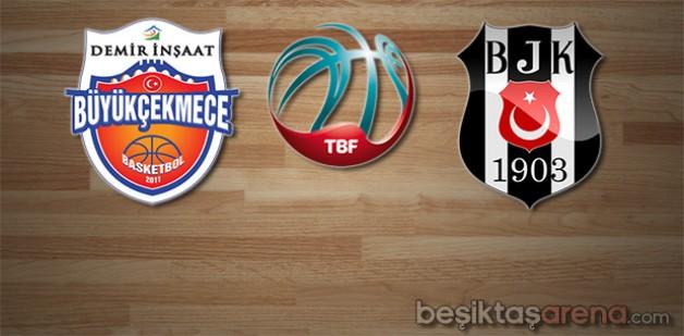 D.İ. Büyükçekmece 86-76 Beşiktaş S.J.