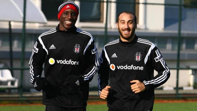Beşiktaş'ta Gün Golcülerin Feda Günü!