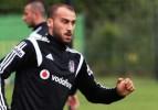 Cenk Tosun: Feda deyip Beşiktaş'ın yanında olacağım