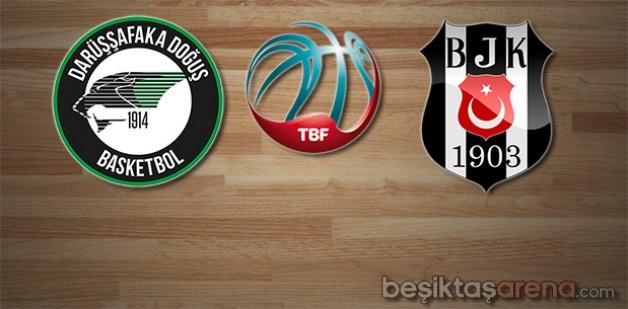 Darüşşafaka Doğuş 99-86 Beşiktaş S.J.