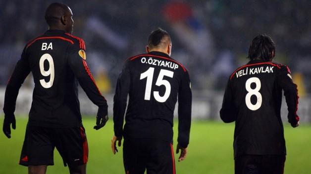 Beşiktaş'ın yıldızları Avrupa devlerinin radarında