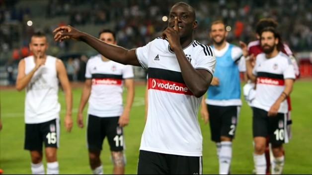 Demba Ba: Türkiye'de kendimi çok iyi hissediyorum