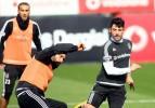 Beşiktaşımız derbi hazırlıklarına başladı