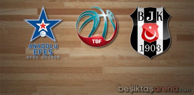 Anadolu Efes – Beşiktaş S.J.