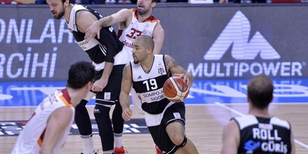 Galatasaray 84-78 Beşiktaş SJ