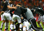 Galatasaray:0 Beşiktaş:1 (Maç Sonucu)