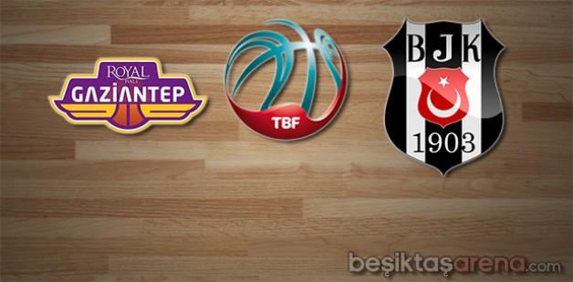 R.H. Gaziantep 80-78 Beşiktaş S.J.