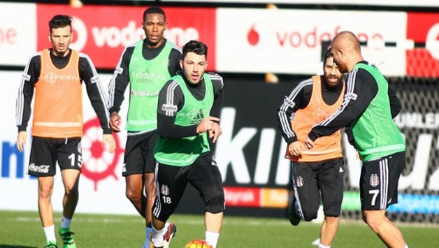 Gaziantepspor Maçı Hazırlıkları Başladı