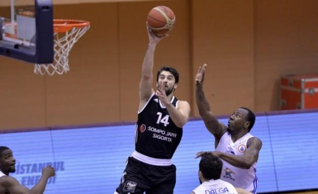 İBB:74 Beşiktaş Sompo Japan:69 (Maç Sonucu)