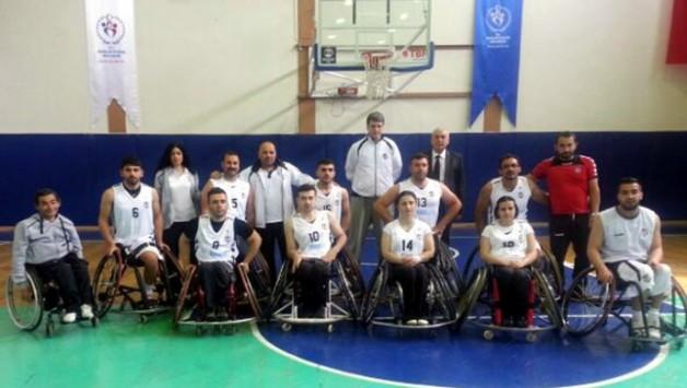 Kırklareli Spor Kulübü:40 – Beşiktaş RMK Marine:83