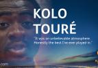 Kolo Toure ve Balotelli'den Taraftarımıza Övgü