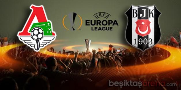Lokomotiv Moskova – Beşiktaş