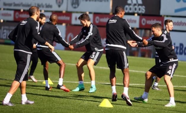 Gaziantepspor Maçı Hazırlıkları Devam Ediyor