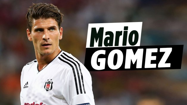 Mario Gomez zirvede