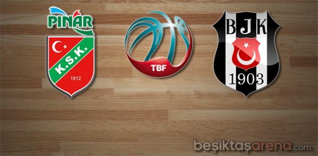 Pınar Karşıyaka – Beşiktaş S.J.