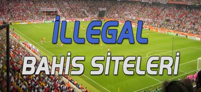 Aktif Olarak Hizmet Veren Kaçak Bahis Siteleri