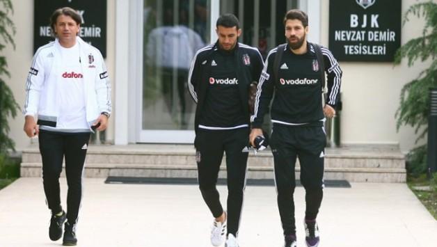 Beşiktaşımız Sezonun Son Maçı İçin Konya'ya Gitti
