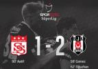 Sivasspor:1 Beşiktaş:2 (Maç Sonucu) #LiderBeşiktaş