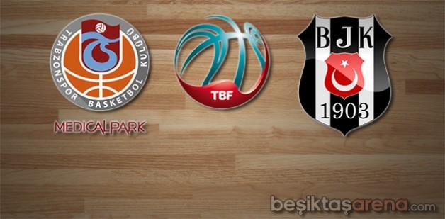Trabzonspor MP – Beşiktaş S.J.