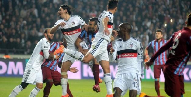 Beşiktaş ile Trabzonspor 120. randevuda