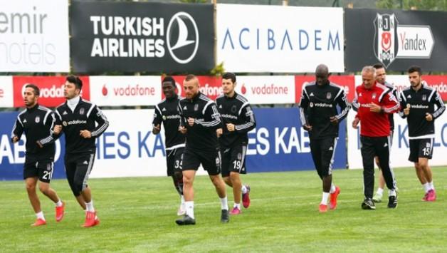 Trabzonspor Maçı Antrenman Notları
