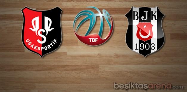 Uşak Sportif – Beşiktaş S.J.