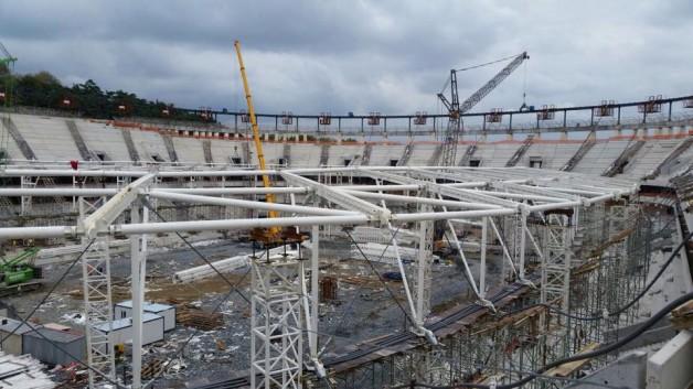 Vodafone Arena Fotoğrafları 01 Ekim 2015 (17.30)