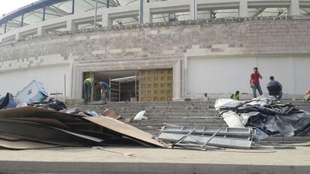 Vodafone Arena Fotoğrafları 08 Nisan 2016 (18:00)