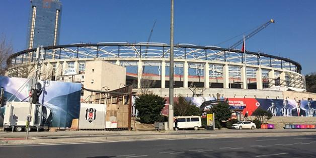 Vodafone Arena Fotoğrafları 08 Şubat 2016