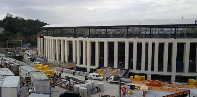 Vodafone Arena Fotoğrafları 24 Mart 2016 (18:30)
