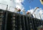 Vodafone Arena Çatı İnşaatı Taraftarlarımızı Heyecanlandırdı